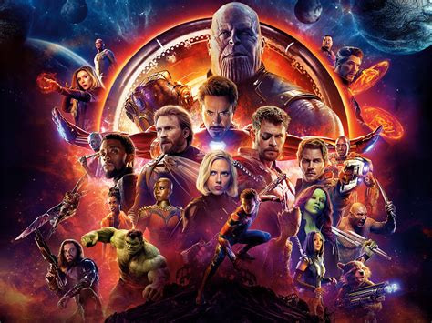 avengers infinity war   uhd wallpaper