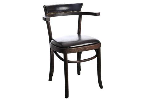 chaise baroque avec accoudoir chaise bistrot en chêne brun avec accoudoir 57x77cm j line