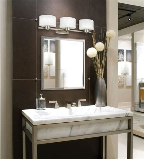 Above Mirror Bathroom Lighting by Outstanding Bathroom Lighting Mirror Bathroom