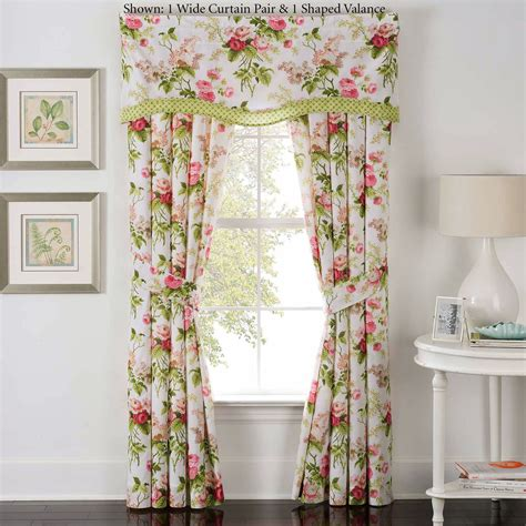 Pier One Curtain Rods by Floral Curtains For Living Room Tags 89 Awesome Floral