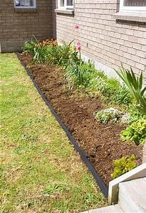 Diy, Pallet, Garden, Bed, Edging