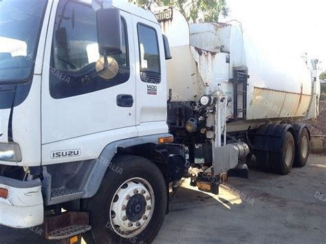 Garbage Disposal For Sale by 2005 Isuzu Fvy1400 Waste Disposal Qld For Sale Truck