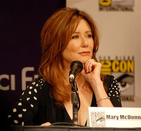 Top People Mary Mcdonnell