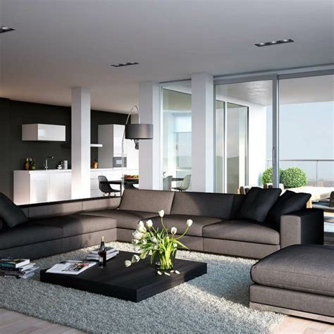 Modern Living Room Furniture Ideas by Modern Living Room Design Home Ideas Decor Furniture 3