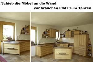 Kücheninsel Auf Rollen : massivholzk che in kernahorn ~ Whattoseeinmadrid.com Haus und Dekorationen
