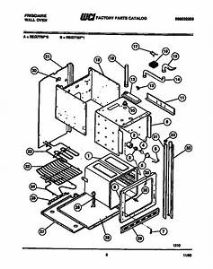 Frigidaire Reg77bfb0 Electric Wall Oven Parts