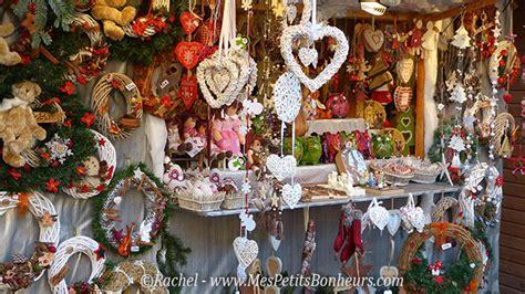 decoration de noel alsacienne march 233 de no 235 l 224 eguisheim le beau sort cr 232 ches et d 233 cos