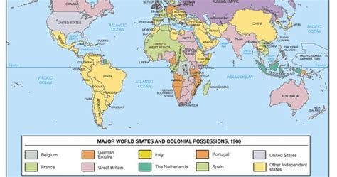 political world map education geography