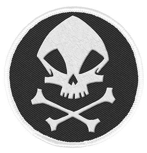 Umbrella Academy: The Kraken Skull Logo Patch :: Profile ...