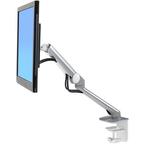 ergotron monitor desk mount ergotron 45 436 026 mx mini desk mount monitor arm