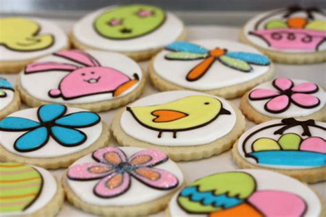 Easter Cookies Decorating Ideas. Design A Living Room Free Online Coffee Table Ideas For Ikea Wall Units Black Carpet Dance Club Dayton Ohio Navy Wallpaper Popular Paint Colors 3d Models Download