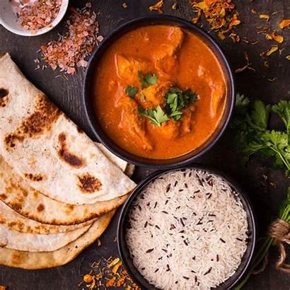 Indian Chicken Masala Tikka Curry Butter Panchkula