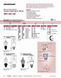 Holophane Outdoor Product Catalog By Alcon Lighting
