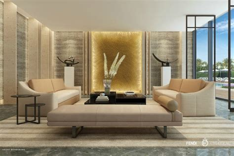 fendi casa chateau project luxury topics luxury portal