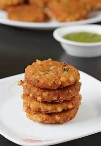 Sabudana vada recipe | How to make sabudana vada | Vrat ...