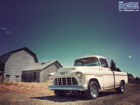 Chevy Truck Desktop Wallpaper