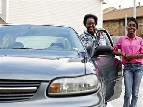 car donations for single mothers working single receives car donation