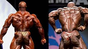 Ronnie Coleman U0026 39 S Legendary Back Workout  U2013 Fitness Volt Bodybuilding  U0026 Fitness News