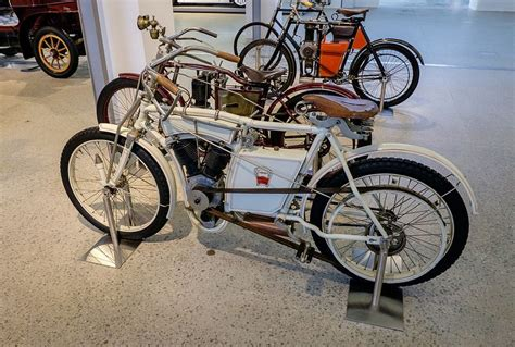 Laurin & Klement Type Cc Motorcycle (1903)