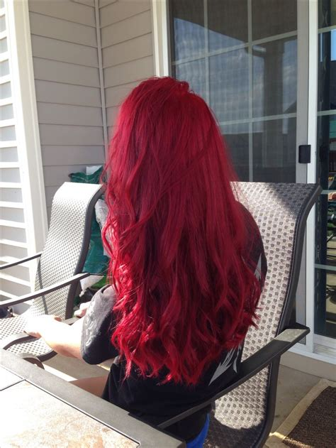 Red Hair Color Ideas Trending In March 2020