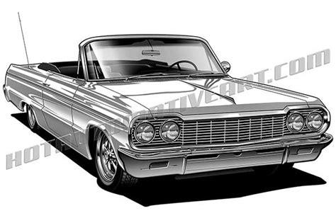 Clipart Car Impala