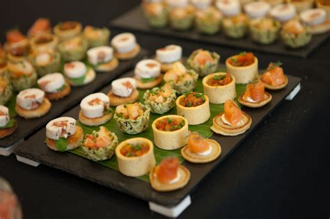 but canapes canapés cocktails caterers