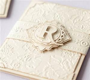 anna griffin wedding card invite cricut shop cuttlebug With cuttlebug embossed wedding invitations