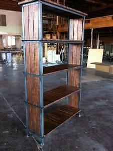 Vintage Industrial Möbel : vintage industrial shelf projects pinterest m bel sch ne m bel und regal ~ Markanthonyermac.com Haus und Dekorationen