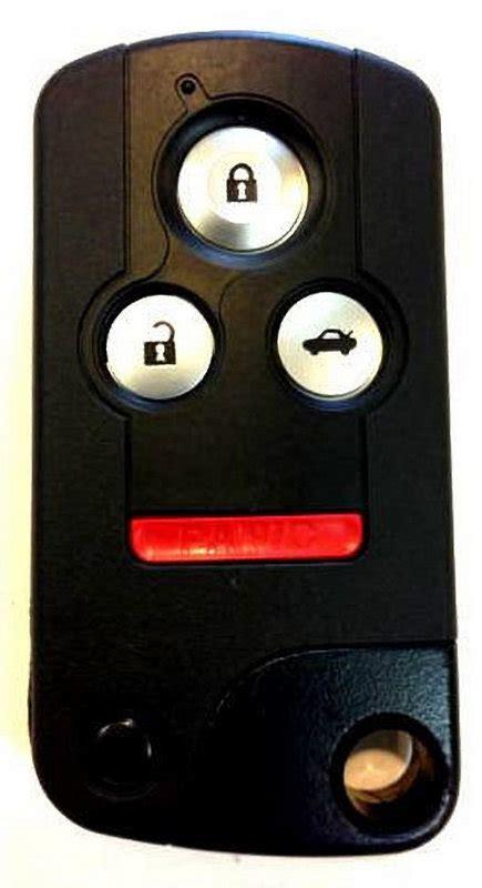 Smart Key Keyless Remote Acura Fcc Acjdea Fob