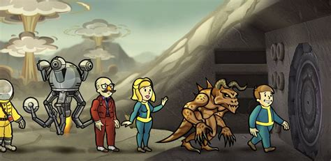 fallout shelter update adds  handy  improvements