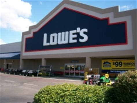 lowes mobile al hours lowe s home improvement in mobile al 36606 chamberofcommerce com