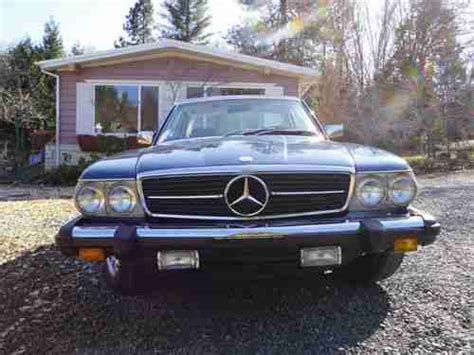Supplied new by prestage of birmingham in april 1980. Purchase used CLASSIC 1980 Mercedes-Benz 450SLC Base Coupe 2-Door 4.5L in Nevada City ...