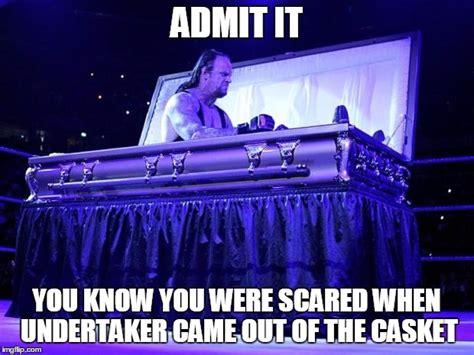 Casket Meme - undertaker trolled imgflip