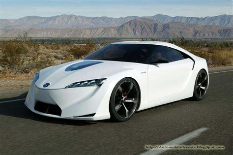 automobile trendz  toyota supra concept