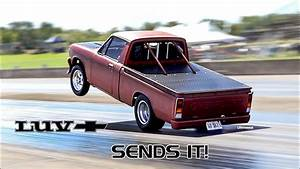 Young Gun Sends It While Licensing  Turbo 5 3 Chevy Luv