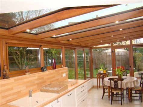 veranda cuisine photo nos finitions de vérandas aluminium