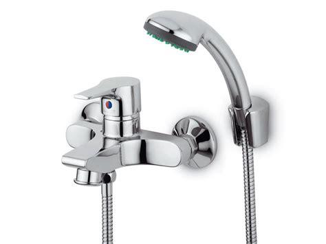 rubinetti zucchetti prezzi miscelatore per doccia a 2 fori con doccetta flat