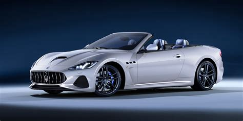 Maserati Grancabrio by 2018 Maserati Grancabrio Granturismo Fully Revealed For
