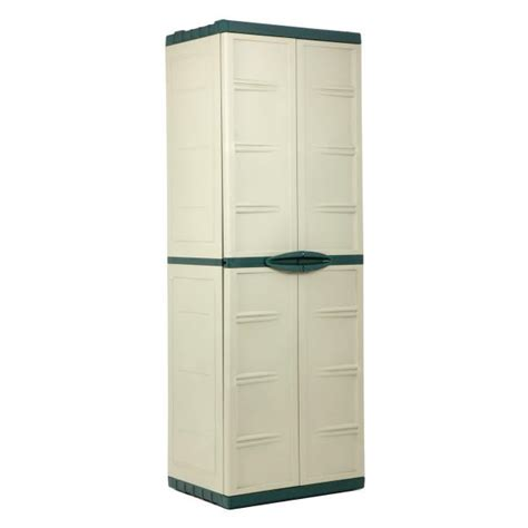 Plastic Cupboard For by 52 Outdoor Plastic Storage Cabinets Astonishing