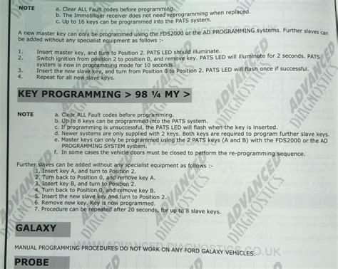 How To Program Old Ford Key With Key Pro M8  Car Key