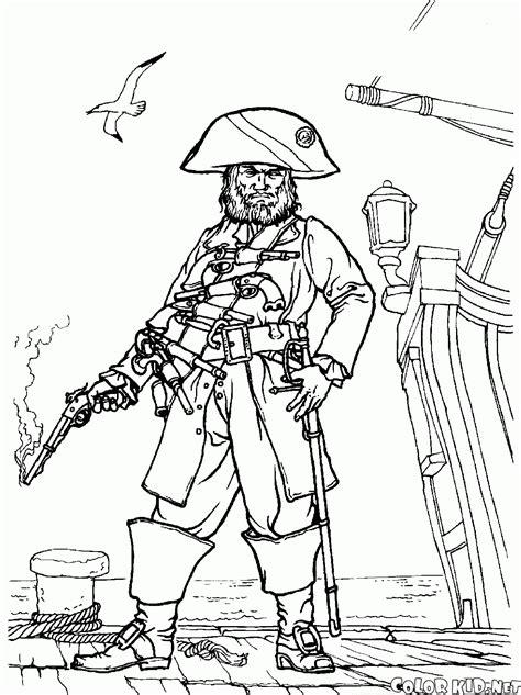 coloriage pirates