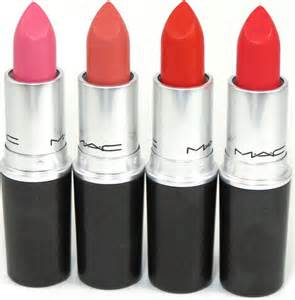 Mac Retro Matte Lipsticks