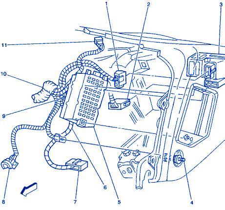 Gmc Envoy Wiring Diagram Images