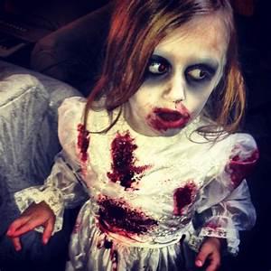 Zombie kids makeup. | Halloween Time | Pinterest | Kid ...