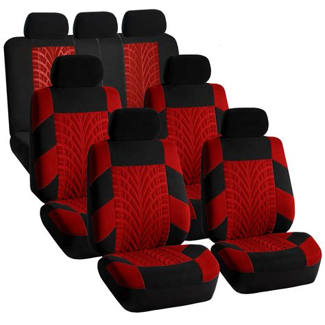 3 Seat Covers by 3 Row Car Suv Seat Covers Set For 7 Seaters