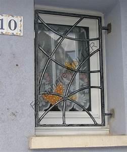 Grille De Protection Fenêtre : grille de fenetre moderne ~ Dailycaller-alerts.com Idées de Décoration