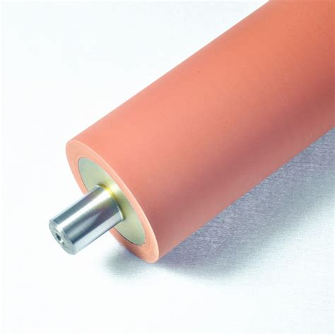 silicone rubber roller  coating  laminating machine