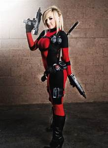 Lady Deadpool... my costume next year | random | Pinterest ...