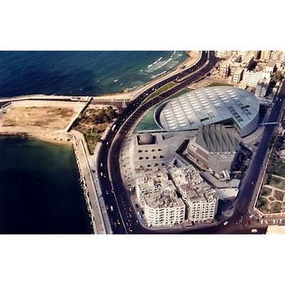 Bibliotheca Alexandrina / Snøhetta