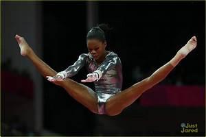 Olympian Gabby Douglas: 'My Hair Doesn't Matter' | Photo ...